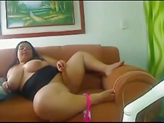 Latina Plus-size with epic..