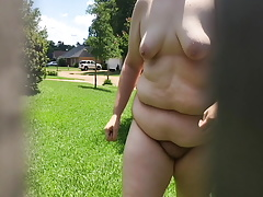 Nude Outside (Front and..