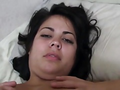 Gorgeous latina  nailed
