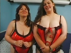 View At The Boobies On These 2