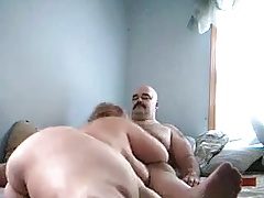 Cuckold  deep throating and..