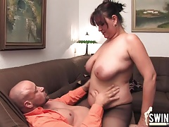 Gigantic Mature Lady with..