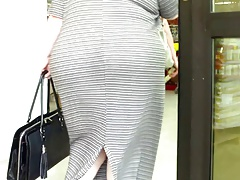 In Dress Thick Culo