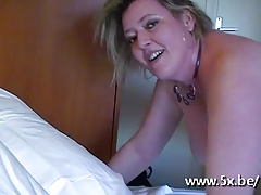 French mature Cecile romped..