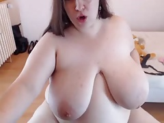 saggy tits solo