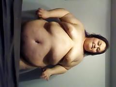 Plus-size Stripper