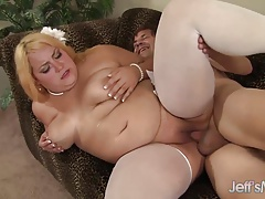 Obese sweetie Jade rose  a..