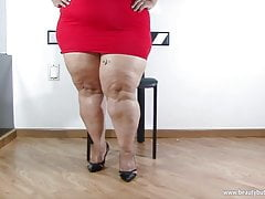 Ruby Plus-size Ginormous Ass..