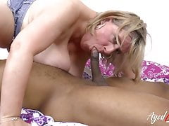 AgedLovE Gonzo Hookup with..