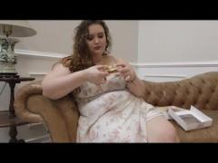 Donut Gobbling POV