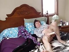 Wifey ejaculating
