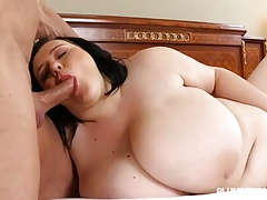 Huge-boobed Teenage  Catches..
