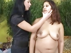 Domme and het Obese Maid 1
