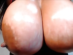 Enormous  Lubed Up